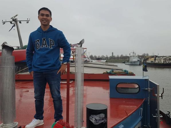 Filipijnse binnenvaart matrozen3